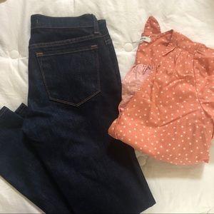 J Brand Skinny Jeans - 27